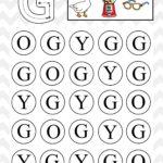 Uppercase Do A Dot Letter G