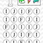 Uppercase Do A Dot Letter I