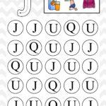 Uppercase Do A Dot Letter J