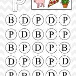 Uppercase Do A Dot Letter P
