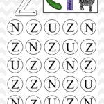 Uppercase Do A Dot Letter Z