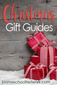iHomeschool Network Bloggers Christmas Gift Guides