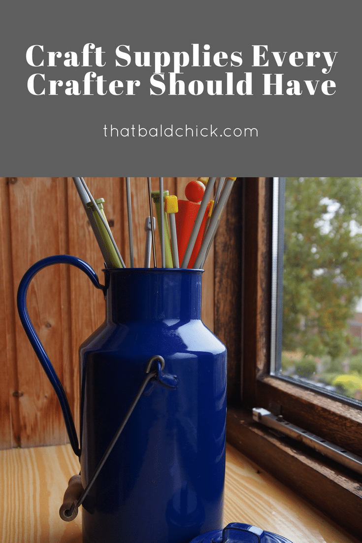 Craft Supplies Every Crafter Should Have