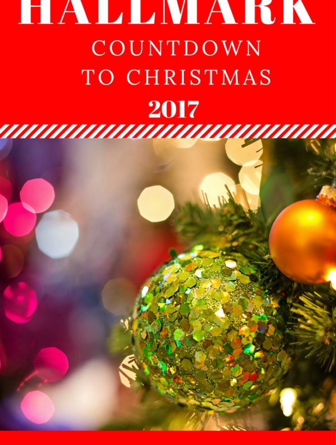 Hallmark Countdown to Christmas 2017