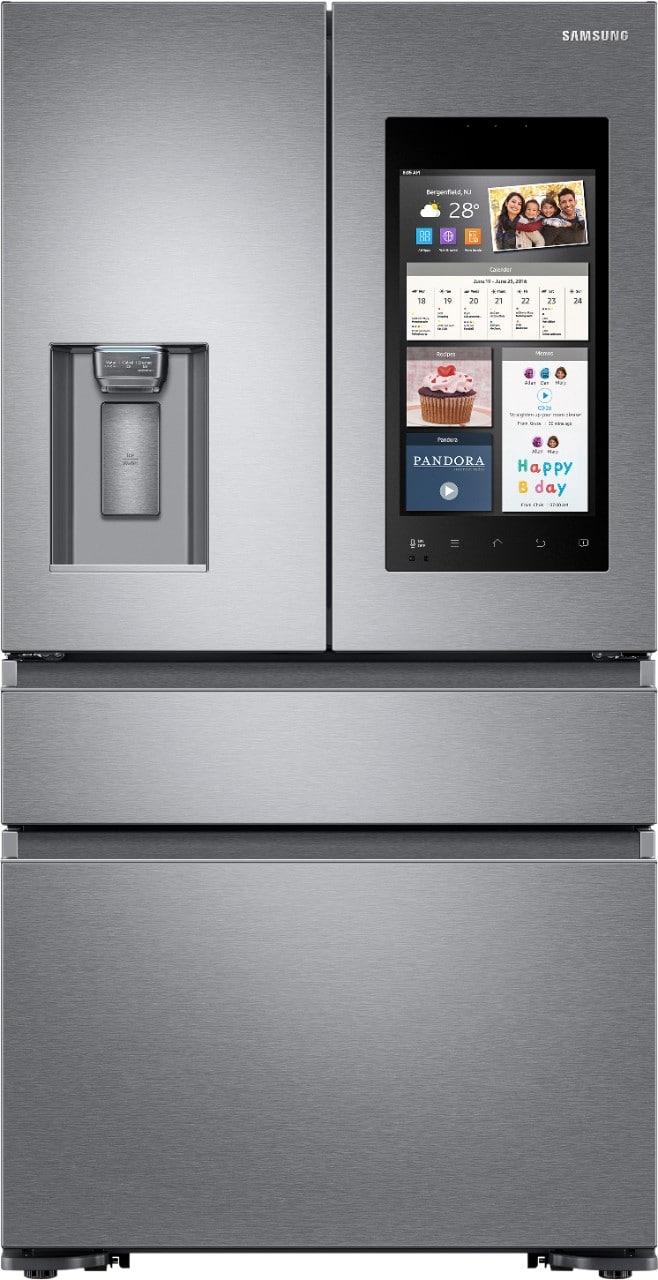 Samsung Family Hub 2.0 French Door Refrigerator at Best Buy