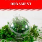 Woodland Moss Ornament
