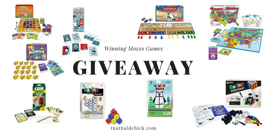 Winning Moves Games Giveaway at thatbaldchick.com