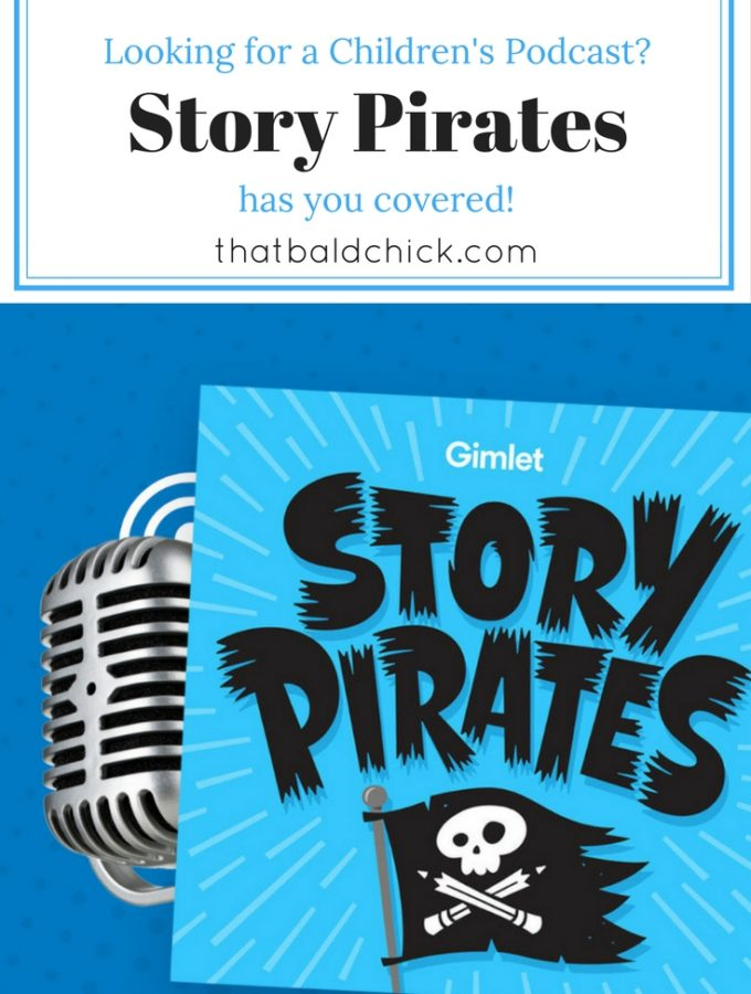 Story Pirates - the podcast inspired by kids!