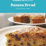 Instant Pot Gluten Free Banana Bread