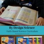 By Design Science – Faith Based Curriculum