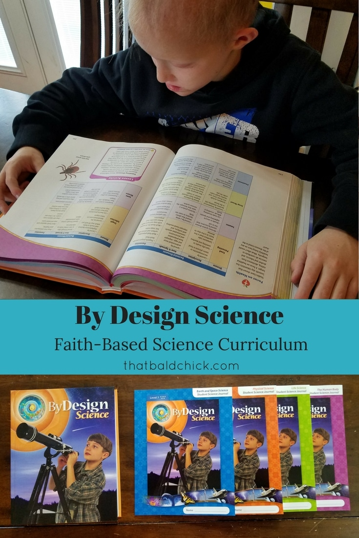 By Design Science A Faith-Based Science Curriculum from Kendall Hunt Religious Publishers