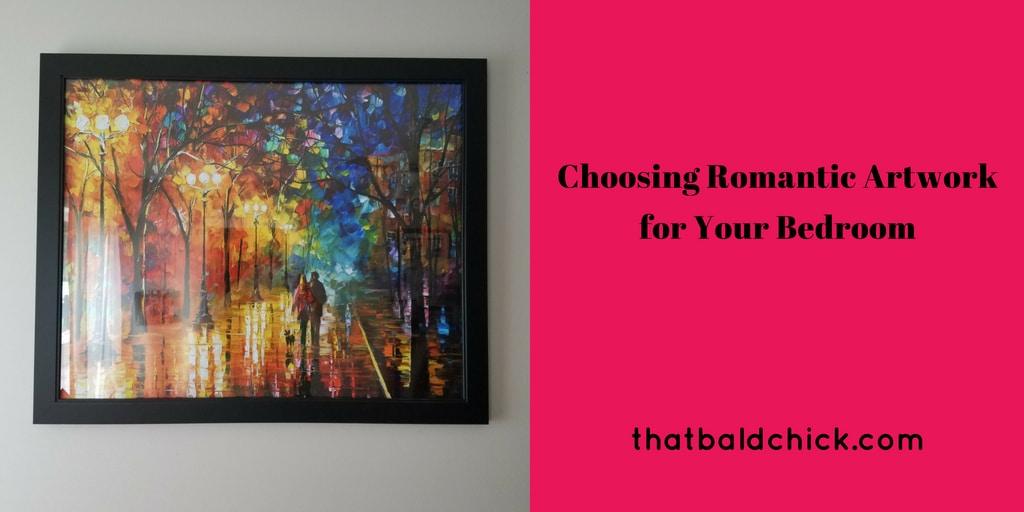 Choosing Romantic Artwork