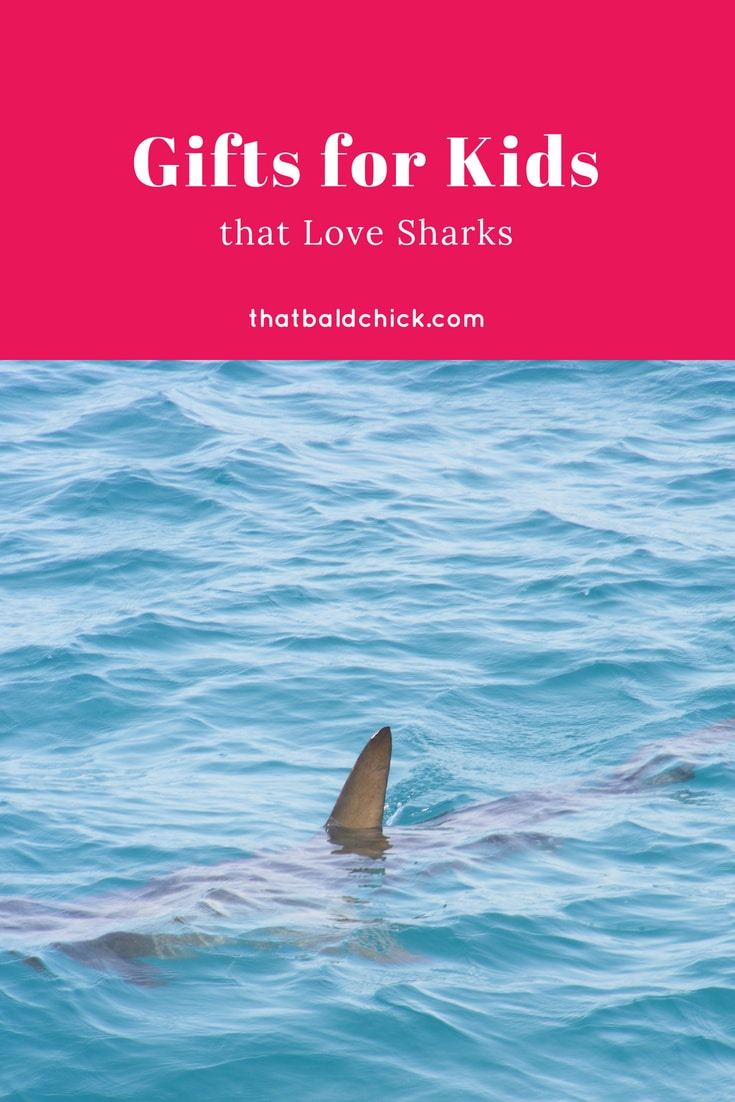 Gifts for kids that love sharks