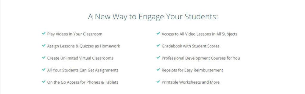 Benefits of Study.com for Homeschool Teachers