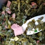 Instant Pot Collard Greens with Ham