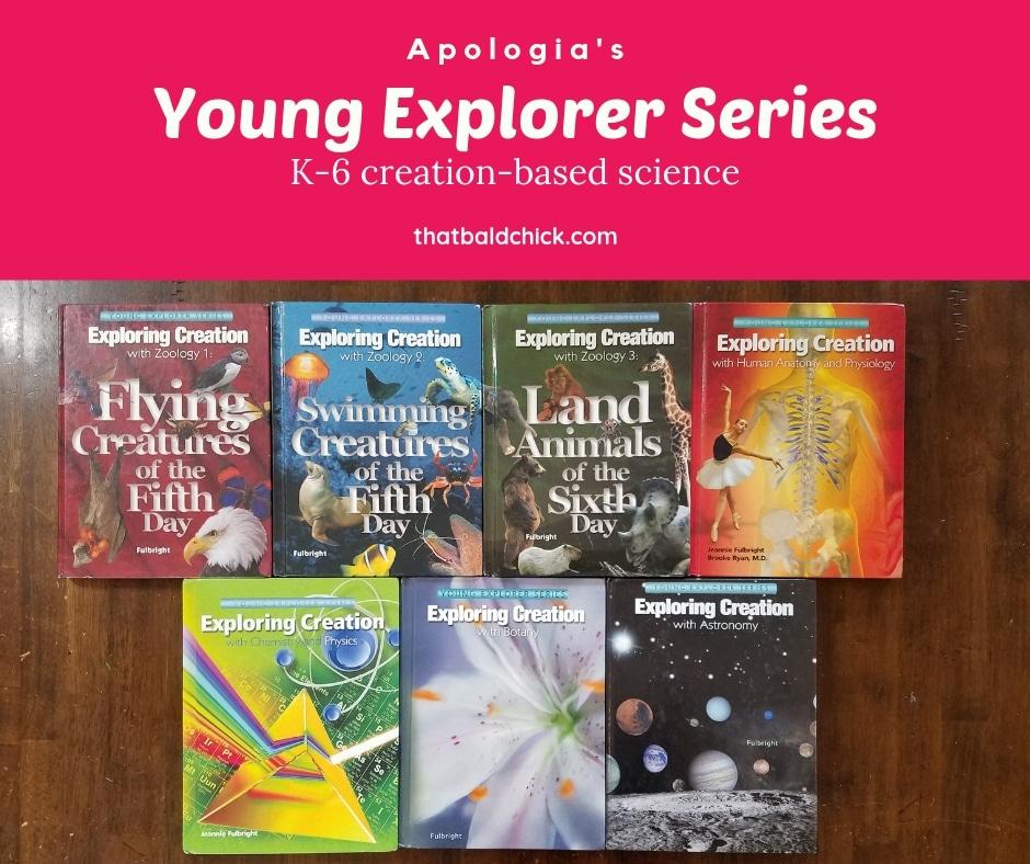 Apologia's Young Explorer Series