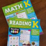 Reading Eggs and Mathseeds Workbooks
