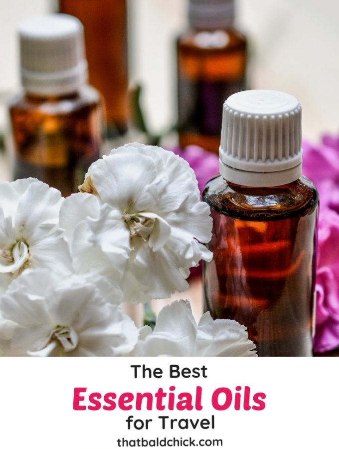 The best essential oils for travel at thatbaldchick.com
