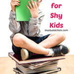 Books for Shy Kids