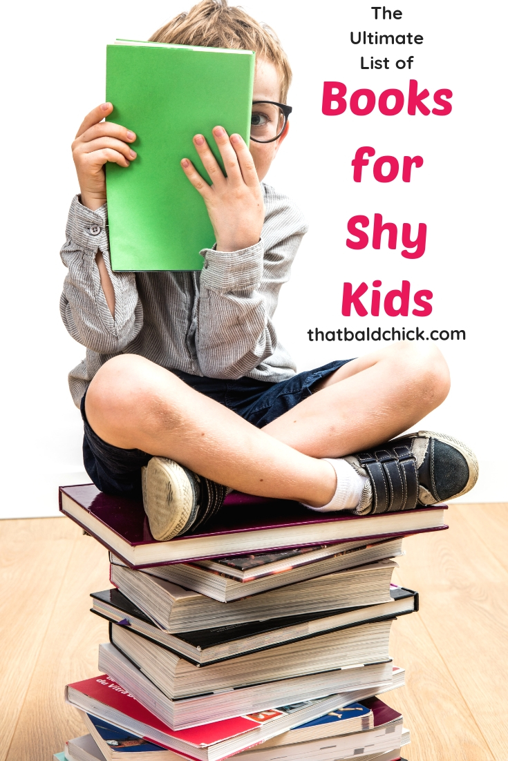 The ultimate list of books for shy kids