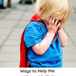 Ways to Help the Shy Child