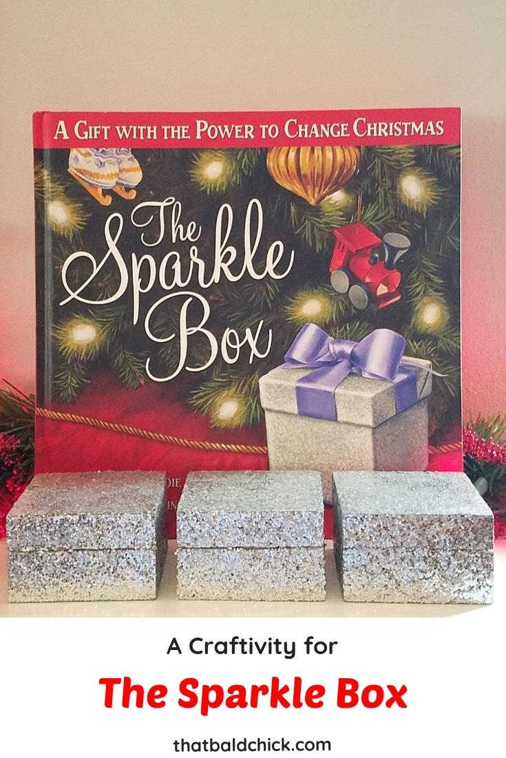 A Craftivity for The Sparkle Box