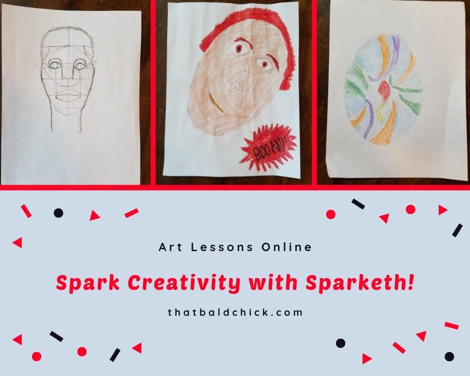 Spark Creativity with Sparketh