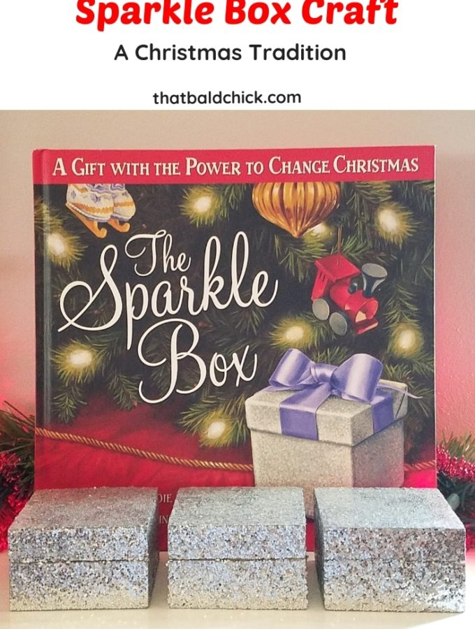Sparkle Box Craft