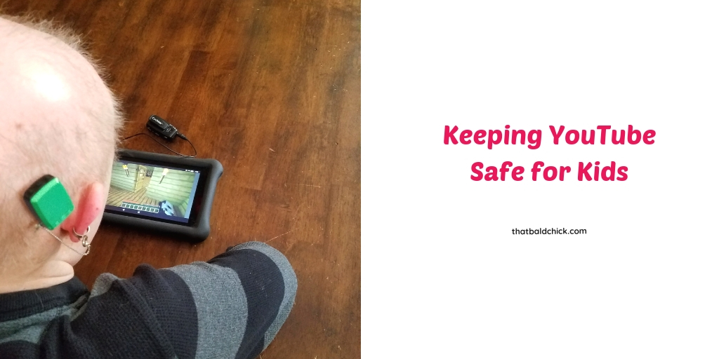 YouTube Safety with Safe Vision App