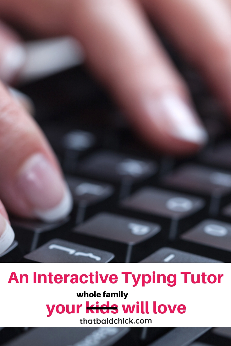 Typesy is an interactive typing tutor that your kids will love!