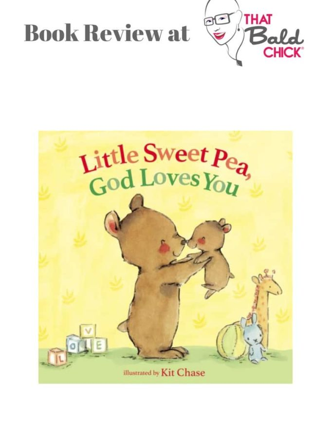 Little Sweet Pea God Loves You
