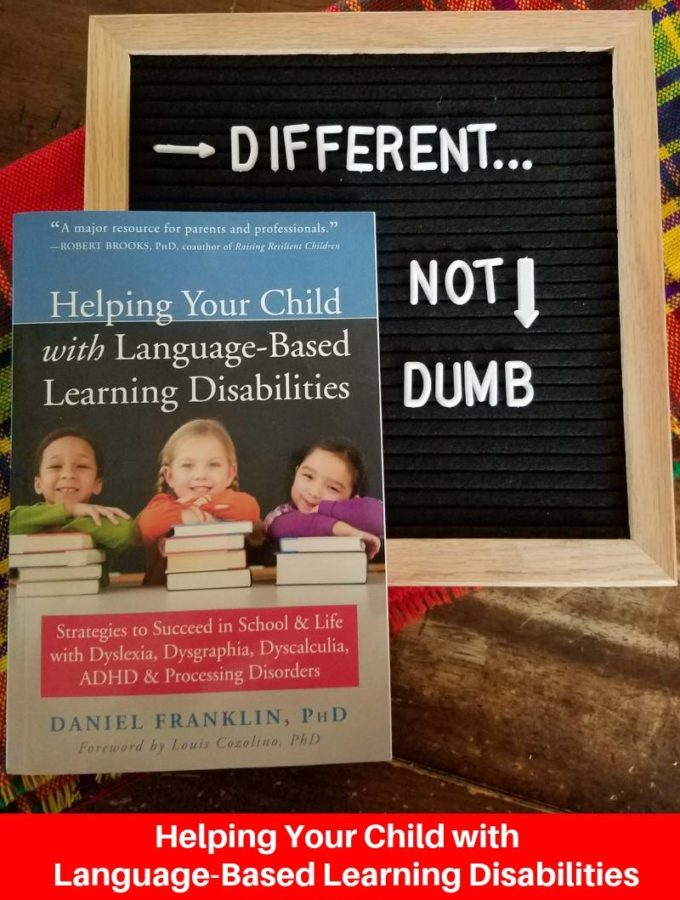 A review of Helping Your Child with Language-Based Learning Disabilities