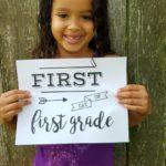 Homeschooling 1st Grade