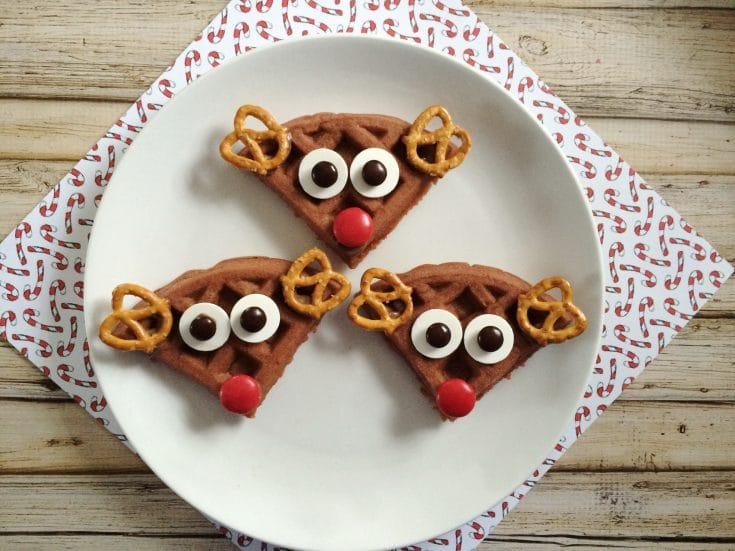 Reindeer Waffle Recipe