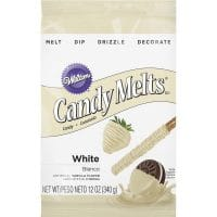 White Wilton Candy Melts