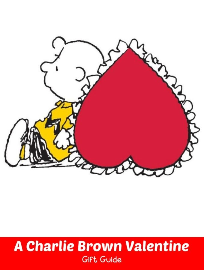 A Charlie Brown Valentine Gift Guide