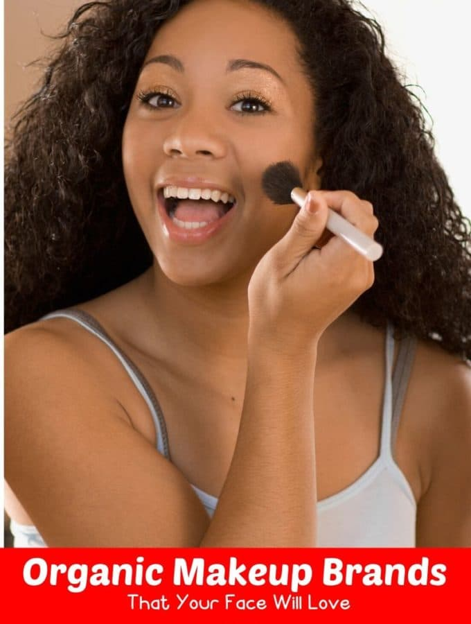 Organic Makeup Brands That Your Face Will Love