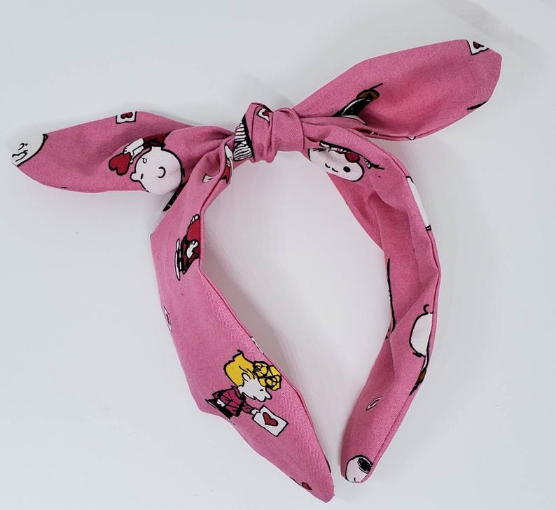 Charlie Brown Valentine Headband