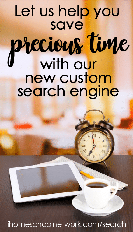 iHomeschool Network Custom Search Engine