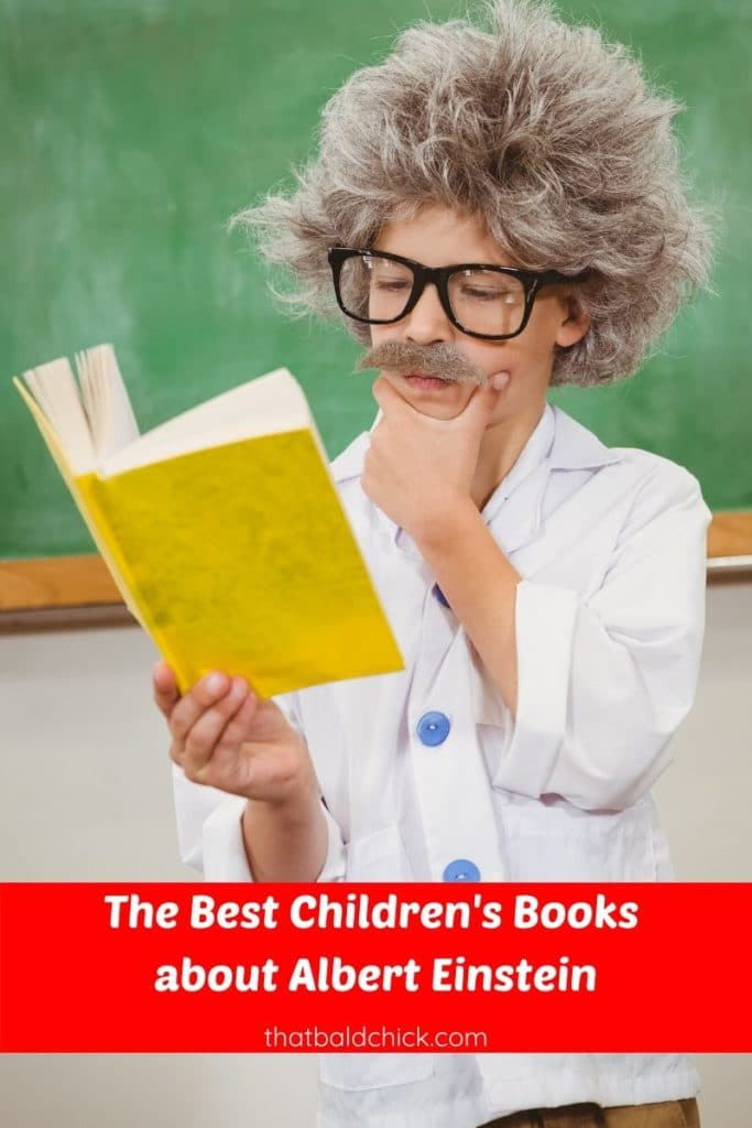 Children's Books about Albert Einstein