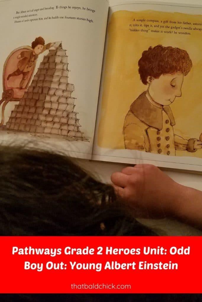 Pathways Grade 2 Heroes Unit: Odd Boy Out: Young Albert Einstein