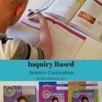Inquiry Based Science Curriculum