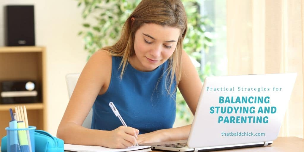 Practical Strategies for Balancing Studying and Parenting