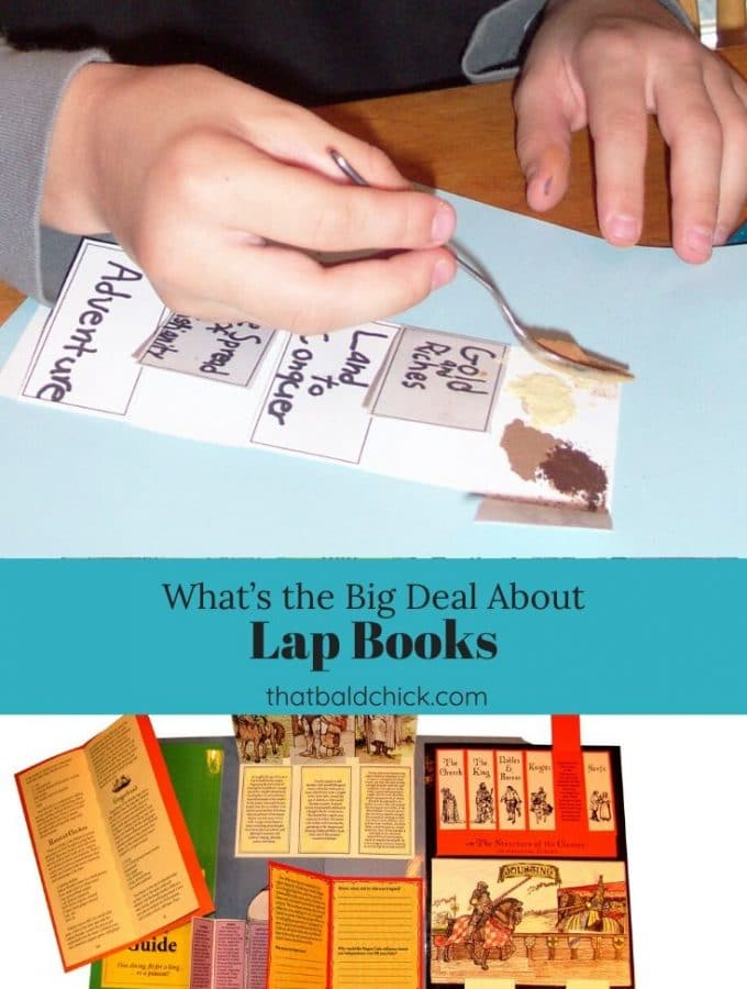 What's the big deal about lap books