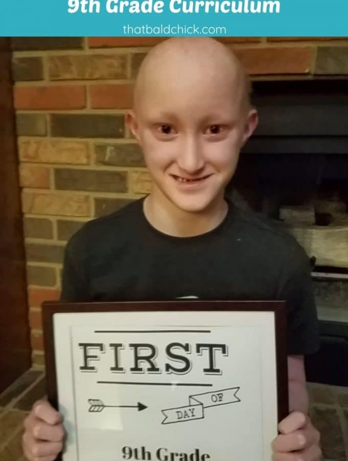 9th grade curriculum
