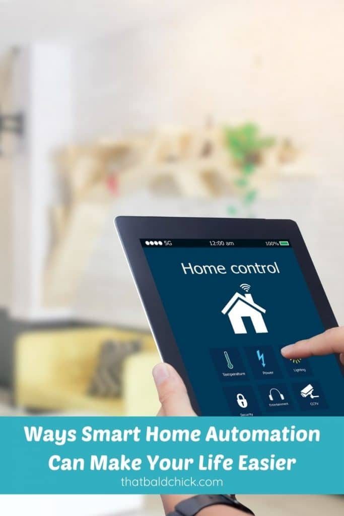 ways smart home automation can make your life easier