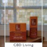 CBD Living Pumpkin Spice Bath Bombs and Tinctures