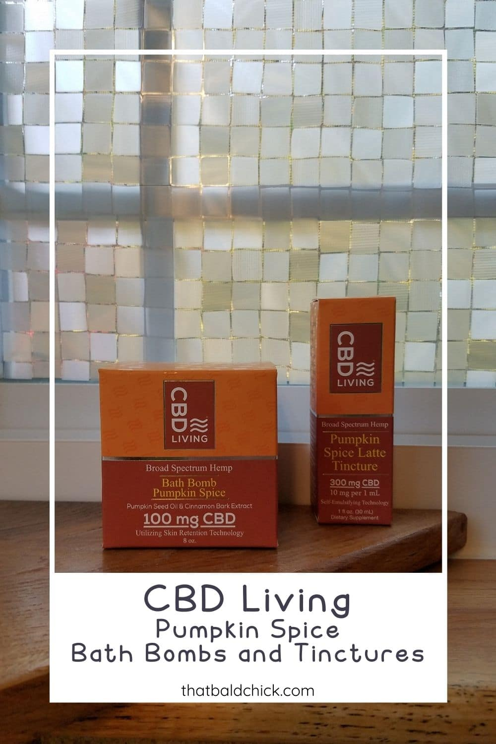 CBD Living Fall Collection