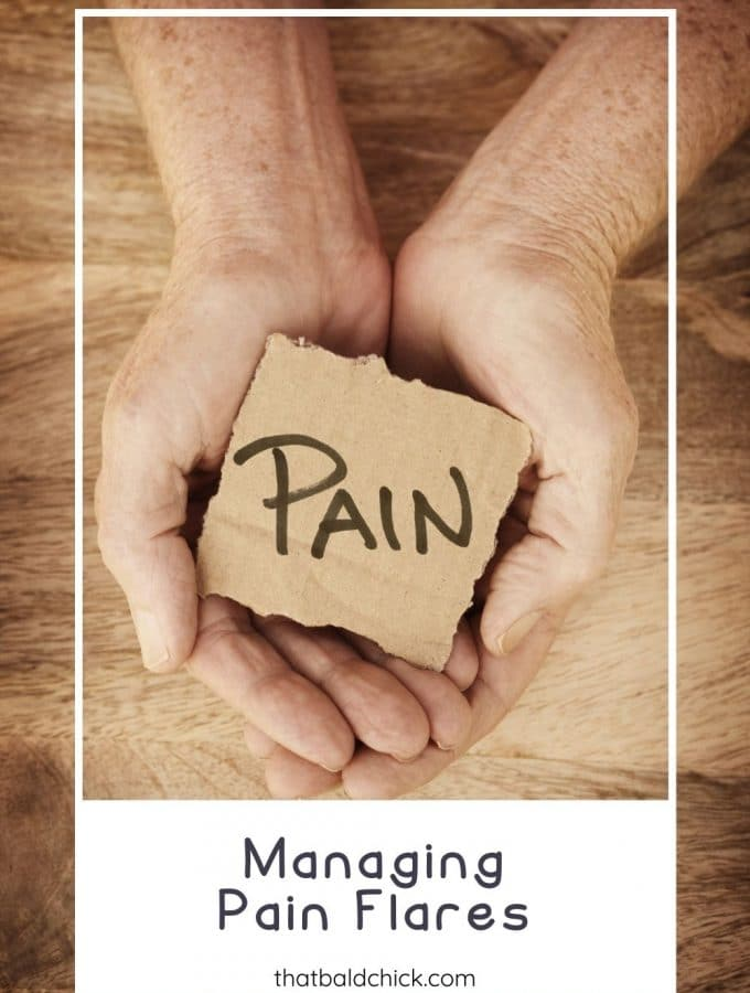 managing pain flares