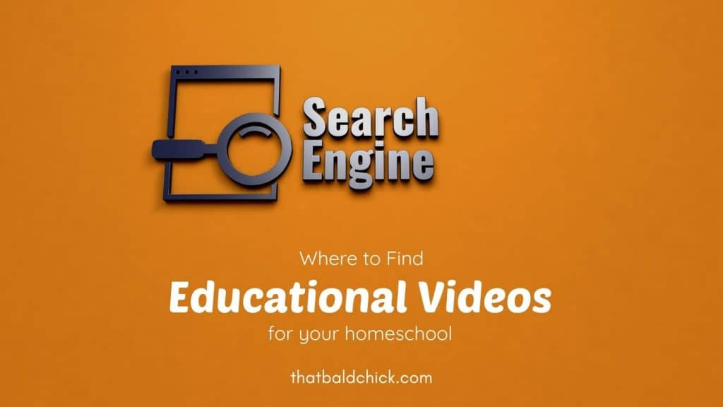 where to find educational videos for your homeschool